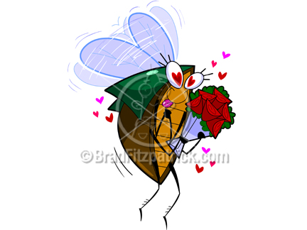 I Love You Clip Art Pictures. Cartoon Clipart Love Bug