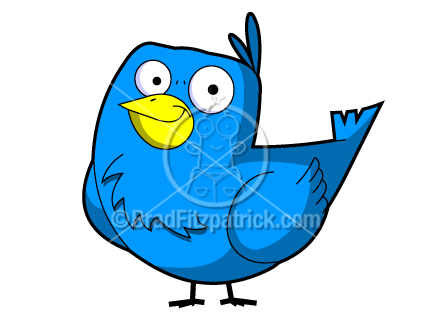 Pictures Birds on Cute Cartoon Bird    Bird Cartoon Pictures   Bird Clipart