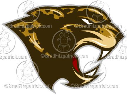 Cartoon Jaguar Pictures Cartoon Jaguar Mascot Clipart