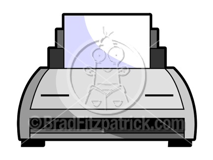 cartoon printer clipart picture royalty free printer clip art rh bradfitzpatrick com printer clip art images printing clip art free