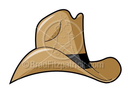 cartoon cowboy hat clip art | cowboy hat clipart graphics | vector