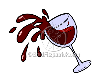 Wine Glasses Clip Art