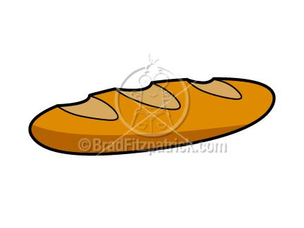 Cartoon Bread Clip Art | Bread Graphics | Clipart Bread Icon ...