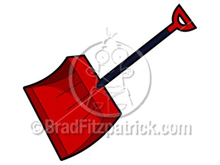 cartoon shovel clipart picture royalty free snow shovel clip art