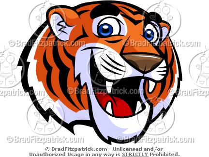 cute tiger mascot clip art cute tiger mascot logos pictures rh bradfitzpatrick com Tiger Mascot Vector Clemson Tiger Mascot Clip Art