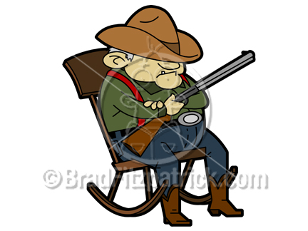 cowboy boots cartoon. Cartoon Cowboy Clipart