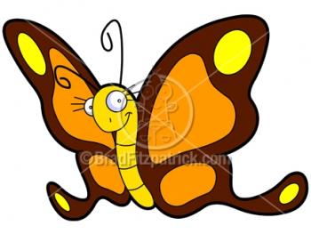Cartoon Butterflies Pictures