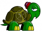 Cartoon Turtle Clipart Character