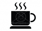 Coffee Cup Clipart Icon Graphics