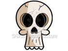 Cartoon Skull Clipart
