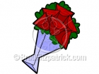 Cartoon Roses Clipart