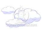 Cartoon Clouds Clipart