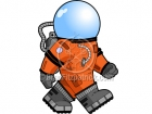 Cartoon Astronaut Clip Art Picture