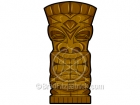 Cartoon Tiki Clipart