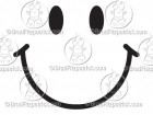 Cartoon Smiley Face Clipart Graphics