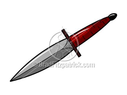Royalty Free Knife Stock Illustration Cartoon Knife