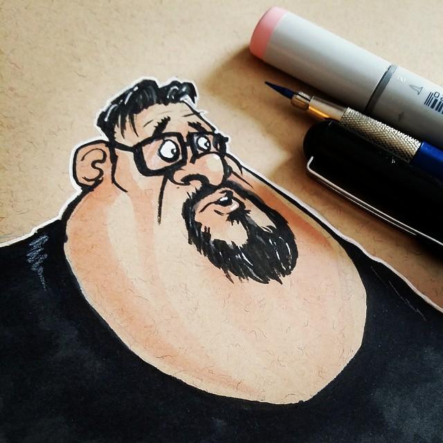 #drawing #sketch #sketchbook #doodle #characterdesign #art