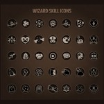 Crystal-Casters-Mobile-Game-GUI-Wizard-Skill-Icons