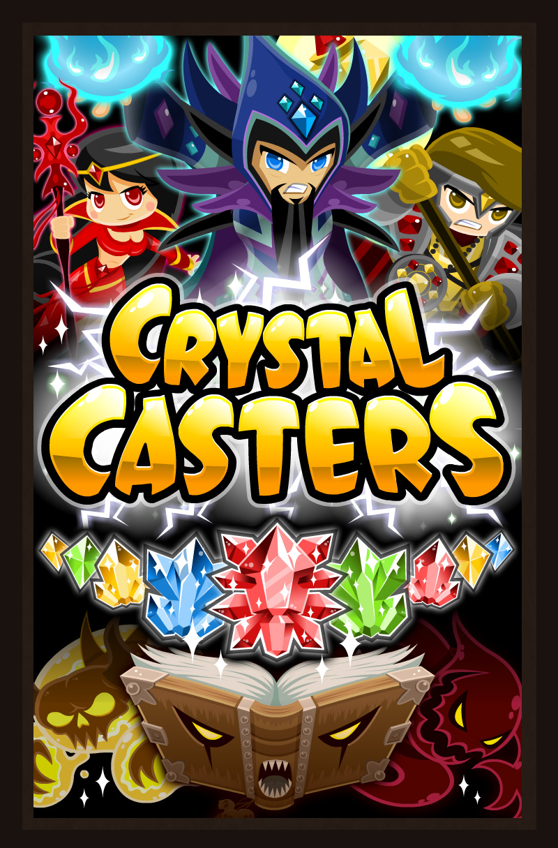 Crystal-Casters-Mobile-Game-Logo-Splash-Screen-01