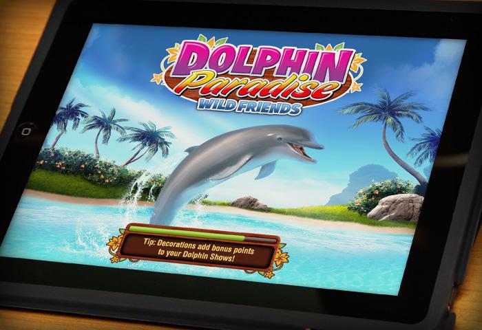 Dolphin-Paradise-Wild-Friends-iPad-Game-Splash-01