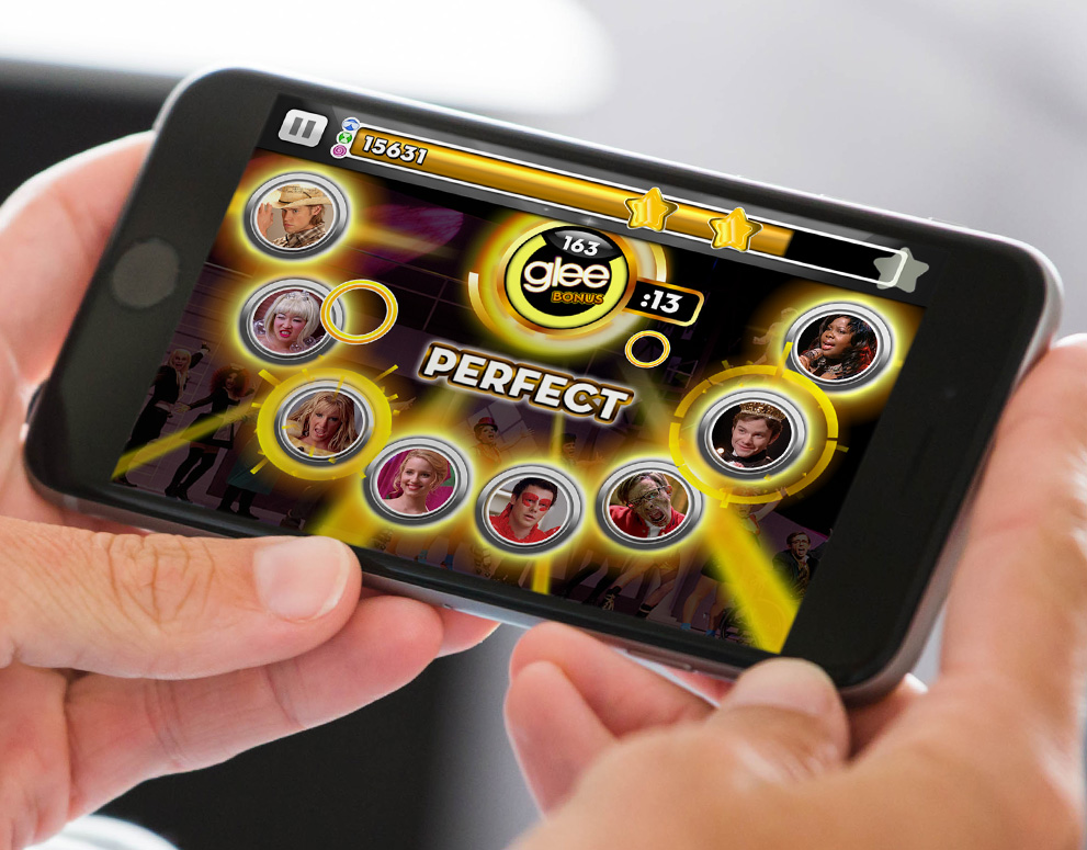 Glee-Forever-Game-App-Icon-Design-05