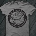 Kiss My Bass Shirt - Kiss My Bass TShirt
