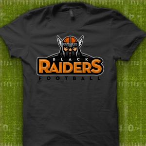 Winslow Black Raiders Football T-Shirt